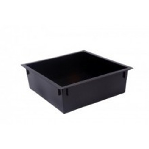 Worm Factory Tray, Black