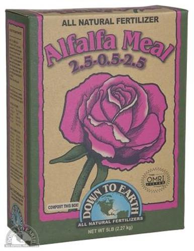 Alfalfa Meal, 5lb Box