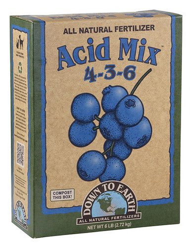 Acid Mix, 6 lb Box