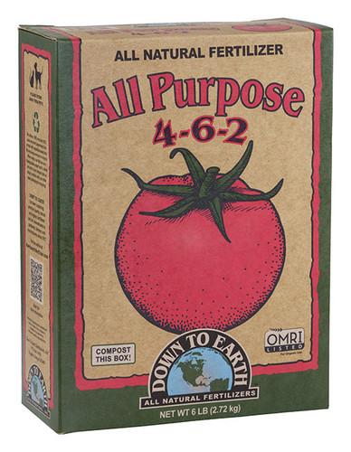 All Purpose Mix, 6lb Box