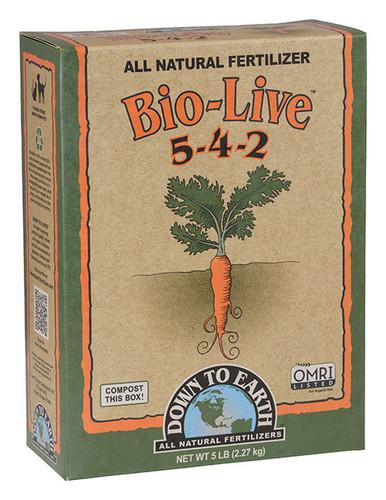 Bio-Live, 5 lb Box