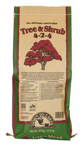 DTE Tree & Shrub, 25lbs