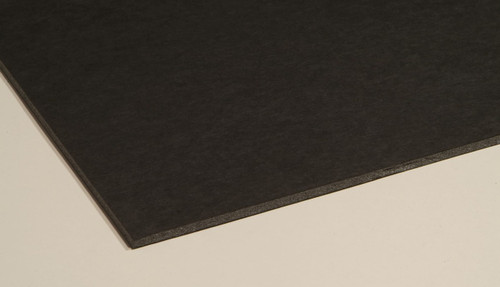 """Fome-Cor 3/16"""" Thick Solid Black Throughout"""