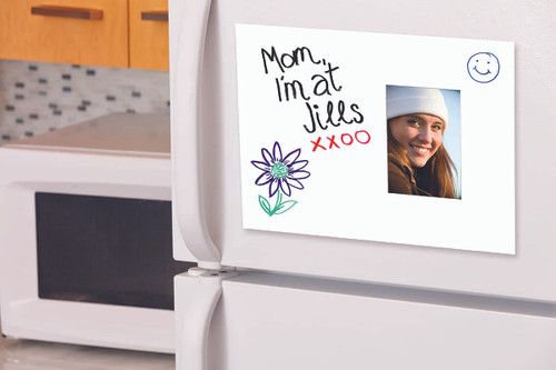 Dry Erase Photo Mat