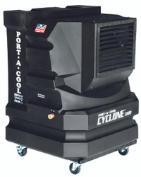 Port-A-Cool Cyclone 3000 Portable Evaporative Cooler - PAC2KCYC01