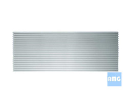 LG PTAC Architecture Grille Aluminum (AYAGALA01A)