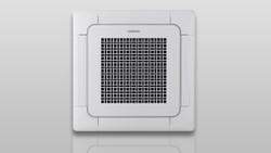 Samsung 4 Way Cassette Mini Split Heat Pump (AC018JN4DCH - 18K Btu)