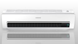 Samsung Whisper Smart WiFi Mini Split Heat Pump (AR12KSWSJWKNCV) - 12K Btu