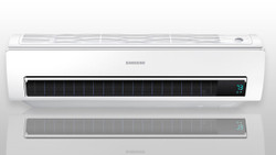 Samsung Whisper Smart WiFi Mini Split Heat Pump (AR24KSWSJWKNCV - 24K Btu)