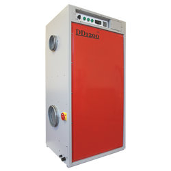Ebac DD1200 Desiccant Dehumidifier