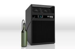 WhisperKOOL SC 6000i Front w/ Bottle Probe