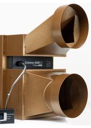 WhisperKOOL Extreme Ducting Kit for 3500ti, 5000ti
