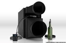 WhisperKOOL Fully Ducted Wine Cellar Cooler (EX 8000tiR)