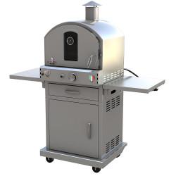 Lava Heat Italia Commercial Outdoor Pizza Oven (LHI-123)