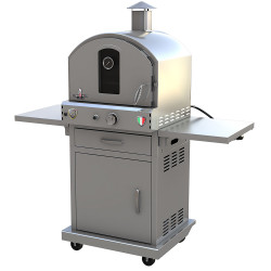 Lava Heat Italia Commercial Outdoor Pizza Oven (LHI-124)