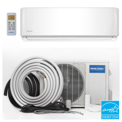 MrCool Oasis O-ES-09-HP Ductless Mini Split 9K with WiFi