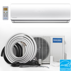 MrCool Hyper Heat O-HH-24-HP Ductless Mini Split 24K