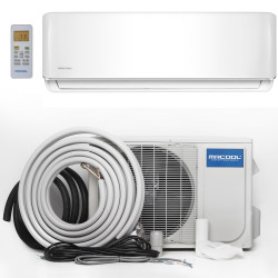 MrCool Advantage A-24-HP Ductless Mini Split 24K with WiFi