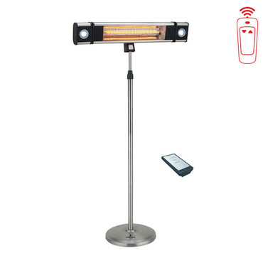 Lava Heat Wall Mount with Remote Controller and Stand Commercial ...