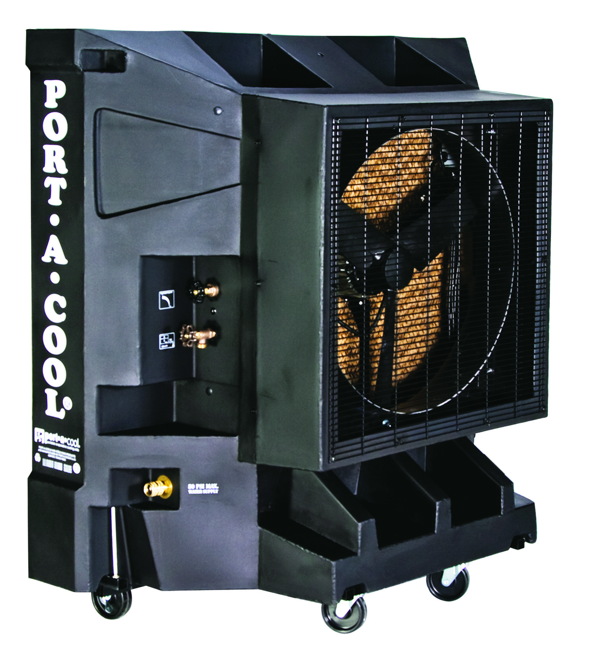Port A Cool 24 Quot Variable Speed Portable Evaporative Cooler