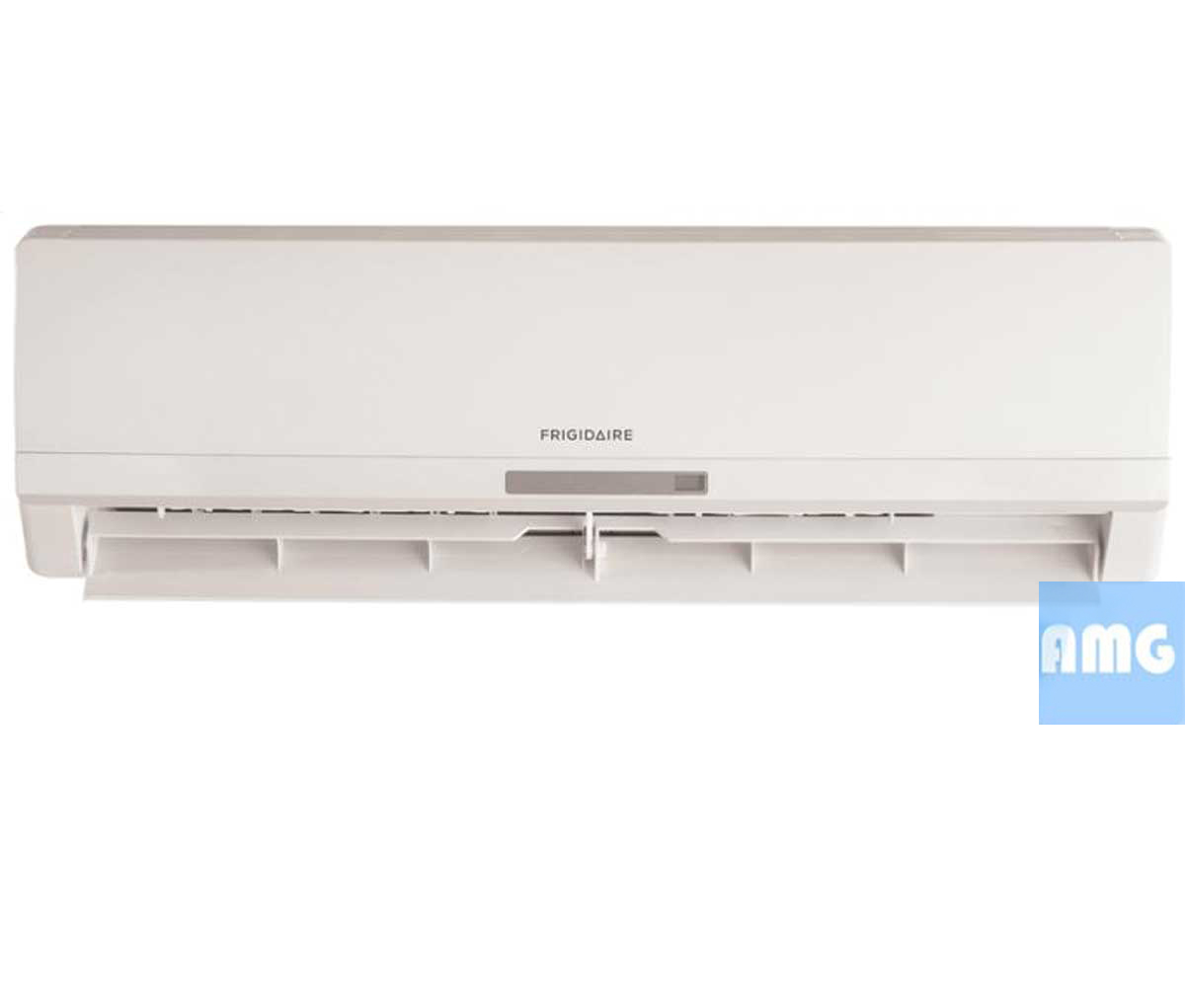 Frigidaire 9k Heat Pump Frs09pys1 Ductless Units Amg Ymgi Wiring Diagram Mini Split Front View