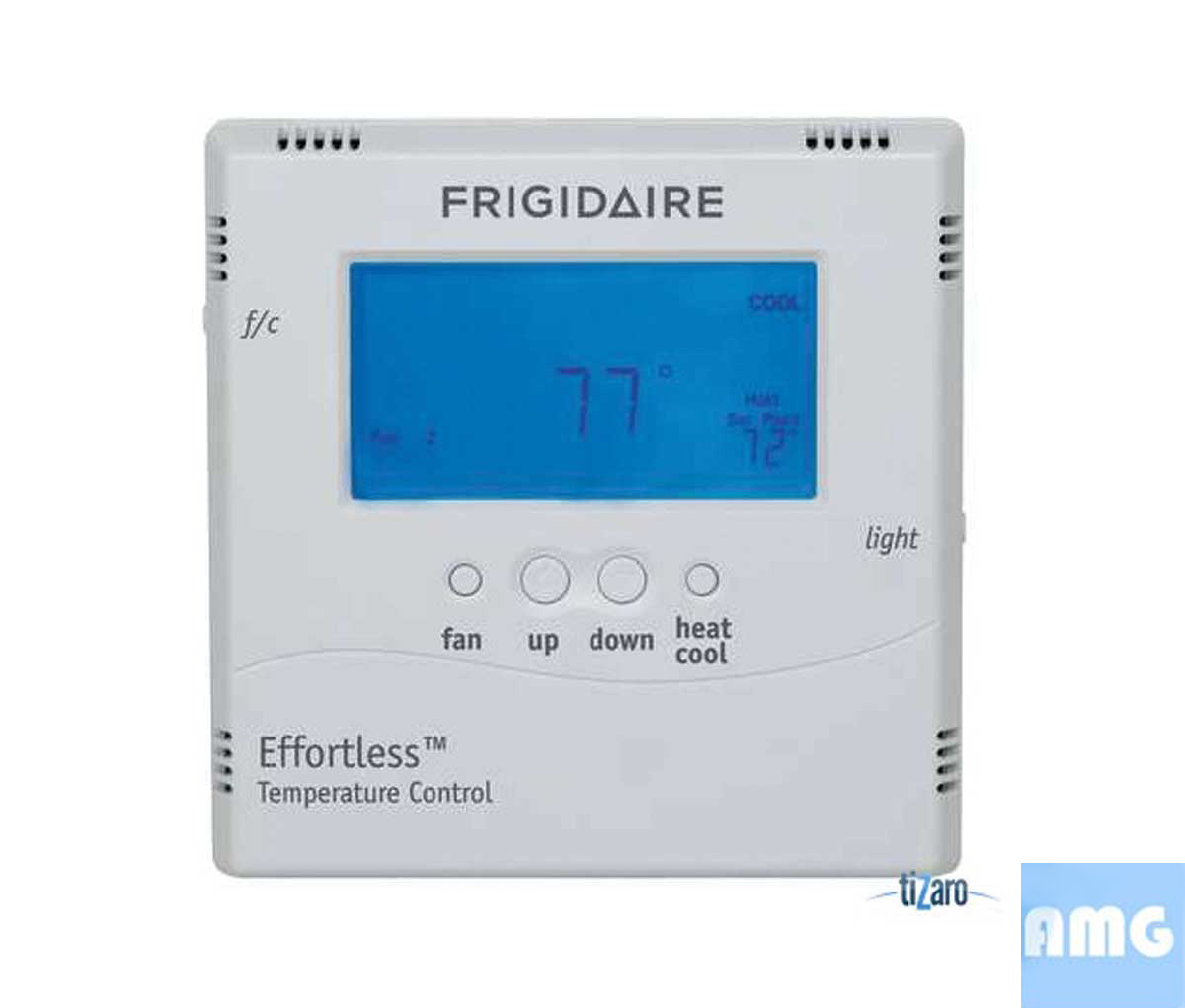 ... Frigidaire Wireless Digital Thermostat - Programmable (5304482699) ...