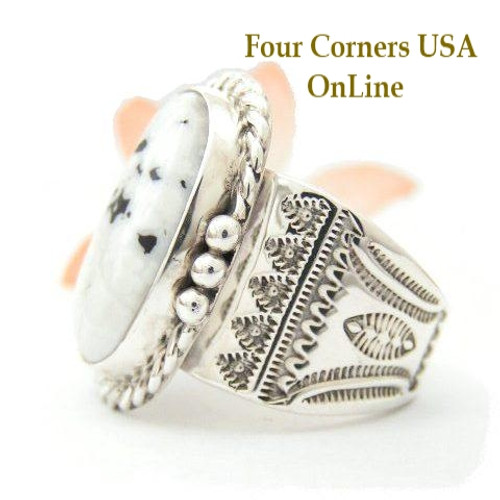 Men S Rings Navajo Silver Jewelry Four Corners Usa Online