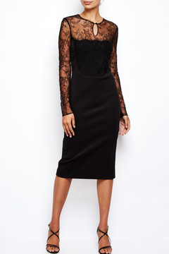 Anne Valerie Hash French Lace Dress 2