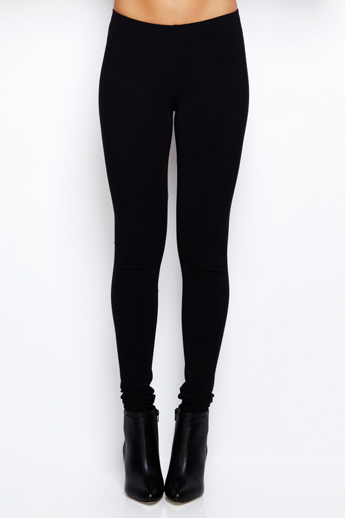 Sarah Pacini Techno Black Legging