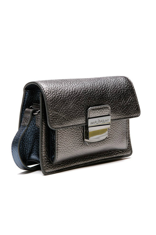 Maliparmi Metal Colors Metallic Flap Mini Crossbody Bag 2