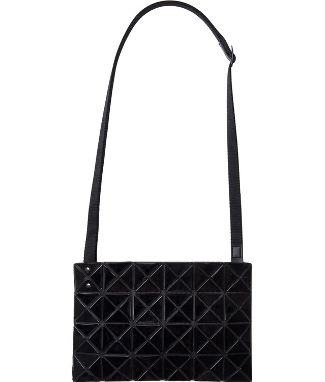 Lucent Small Crossbody Bag Black