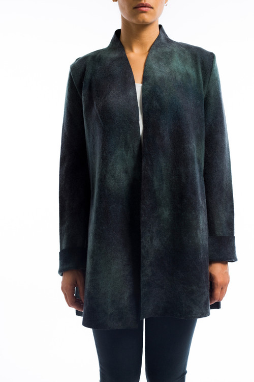 Felted Cashmere Wool Jacket