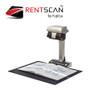 RENTSCAN, SCANSNAP SV600 OVERHEAD SCANNER - 3 Seconds per page