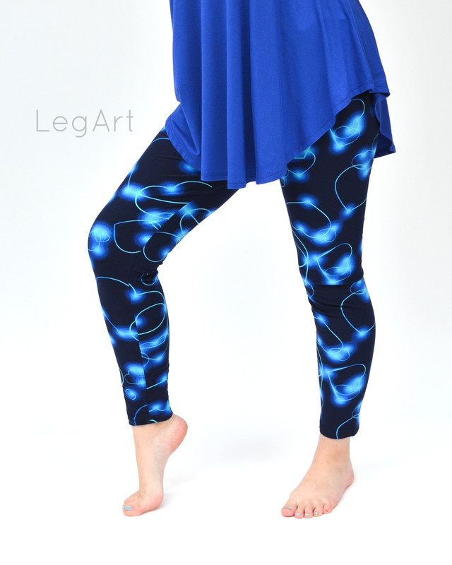 Stellar Hearts Leggings