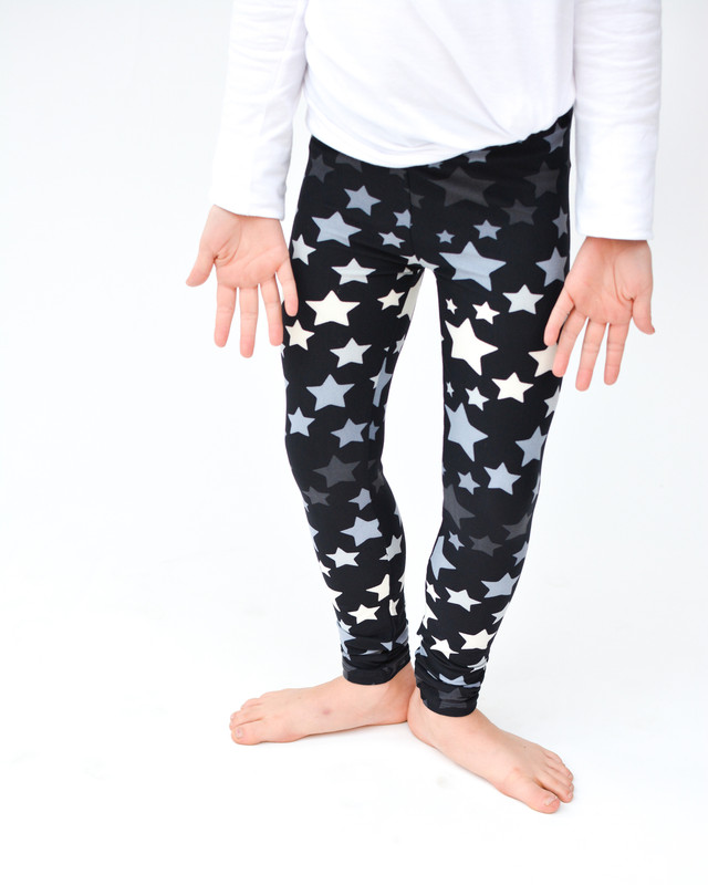 Milky Way Children's Leggings