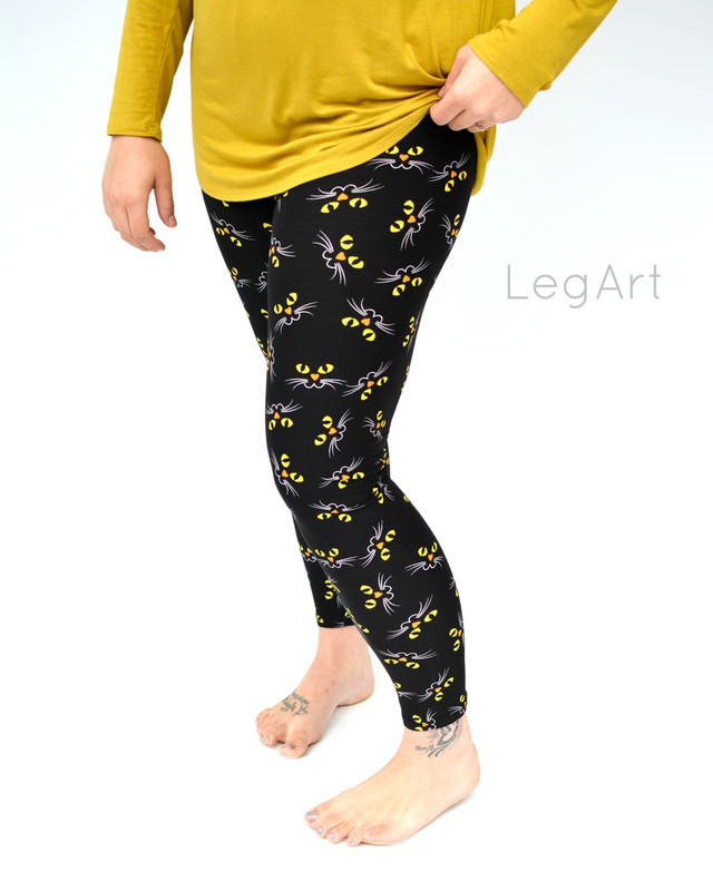 Night CAT Leggings