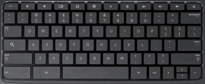 Google XE500 Keyboard Keys Replacement