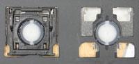 N21 Black Hinge Clip