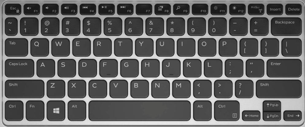 Dell Inspiron 11-3000 2-in-1 Replacement Keyboard Keys
