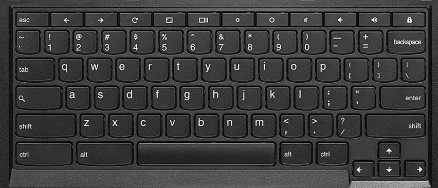 Lenovo yoga 11e ChromeBook Keyboard Key Replacement