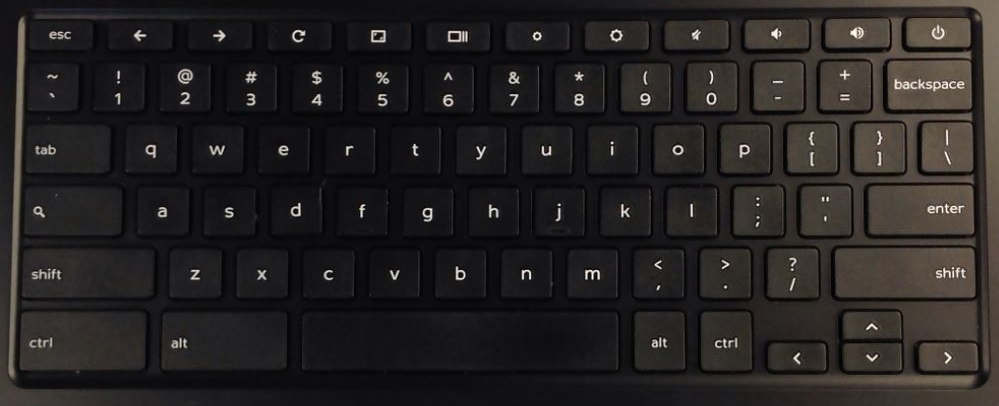Dell ChromeBook 11 G1 Keyboard Keys Replacement
