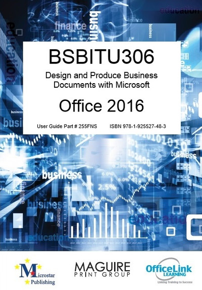 produce documents in a business environment