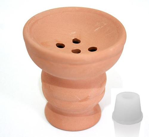 Clay Hookah Ceramic Bowl
