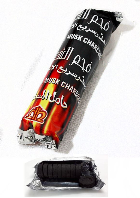 Sale Charcoal New! 10 Tablets Hookah Nargila Coals for Shisha Bowl Smoking