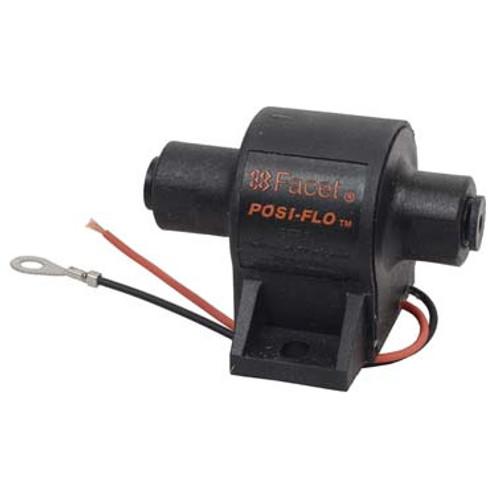 60300 Facet Posi-Flo Fuel Pump, 12 Volt, 2.5-4.0 PSI, 20 GPH (D)