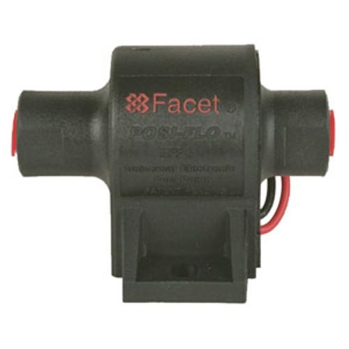 60201 Facet Posi-Flo Fuel Pump, 12 Volt, 7.0-10.0 PSI, 40 GPH