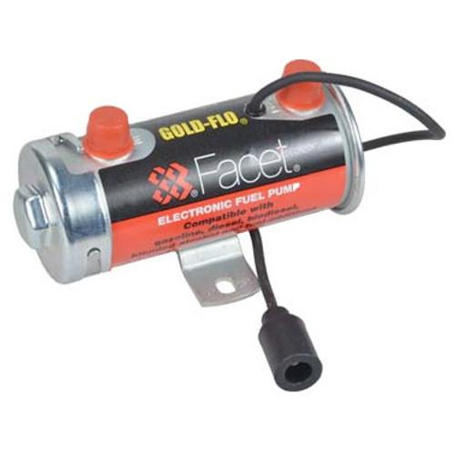 40251E Facet Gold-Flo Fuel Pump, 24 Volt, 4.0-5.0 PSI, 32 GPH