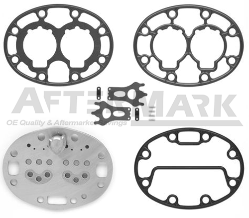 S-17-44104-00 Valve Plate for Carrier Transicold