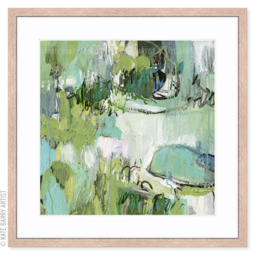 Willows limited edition art print   Natural   Kate Barry Artist