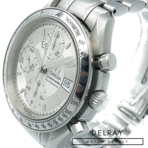 Omega Speedmaster Automatic Silver Dial